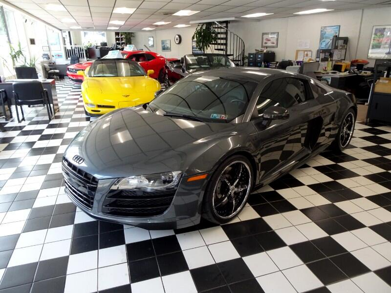 2010 Audi R8 Heffner Twin Turbo 920hp
