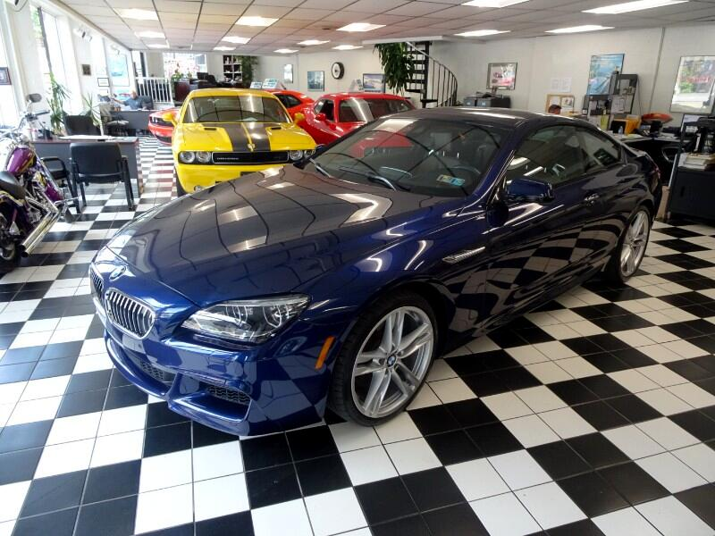 2014 BMW 6-Series 650xi Coupe