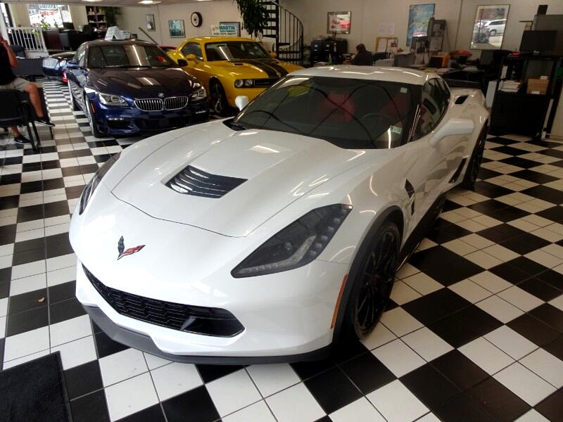 2019 Chevrolet Corvette Grand Sport Standard w/1LT Coupe Manual