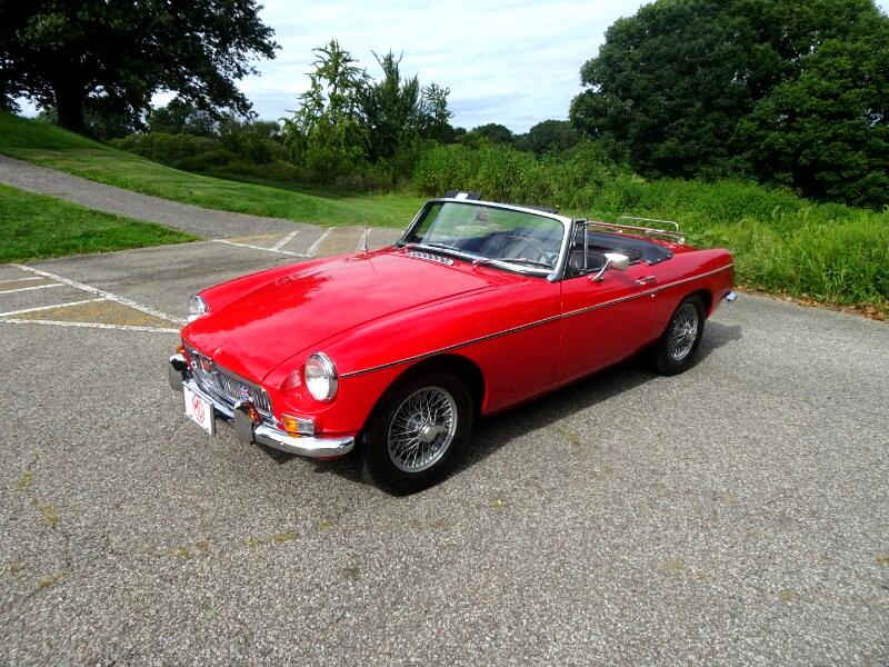 Used 1967 MG MGB for Sale in Pittsburgh, PA 15234 Martin