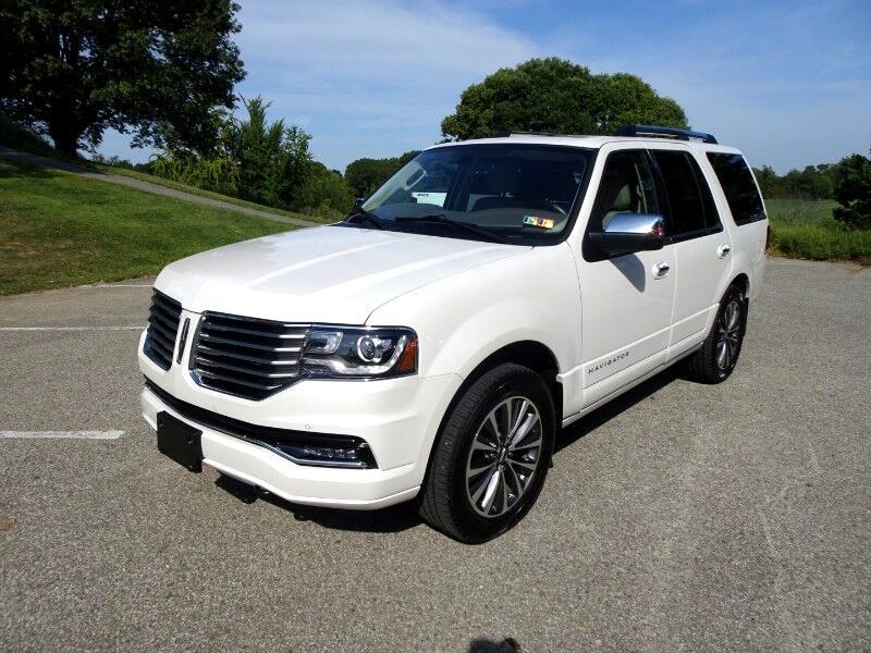 2017 Lincoln Navigator Select 4WD