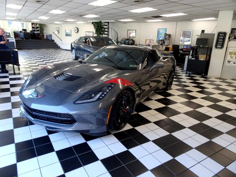 2016 Chevrolet Corvette 1LT Coupe Manual