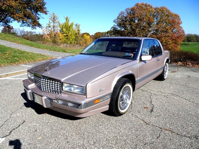 Cadillac Eldorado Coupe 1989