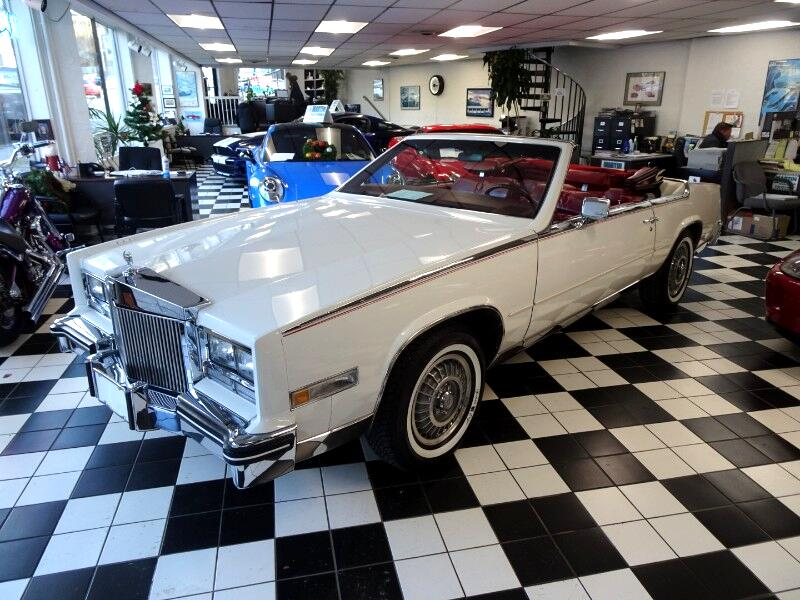 Cadillac Eldorado Biarritz 1984