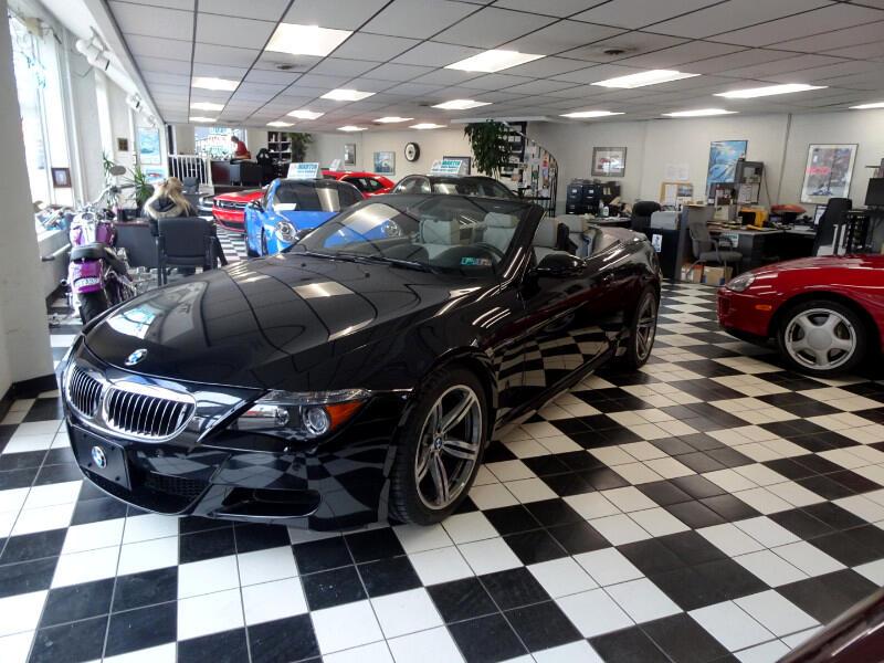 BMW M6 Convertible 2007