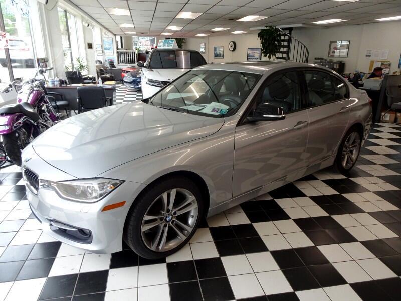 BMW 3-Series 328i xDrive Sedan - SULEV 2013