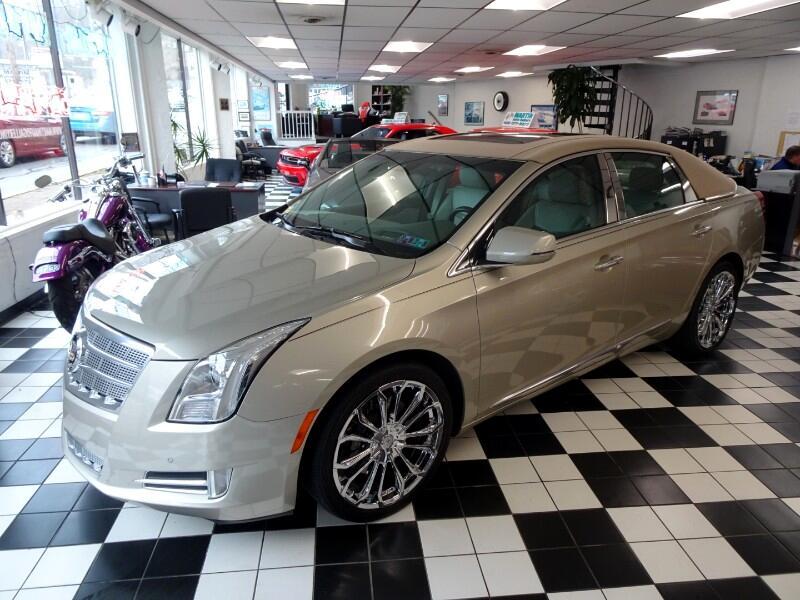 Cadillac XTS Platinum AWD 2013