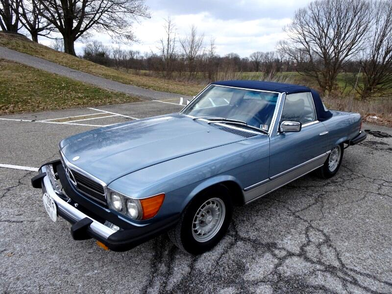 Mercedes-Benz 450SL  1979