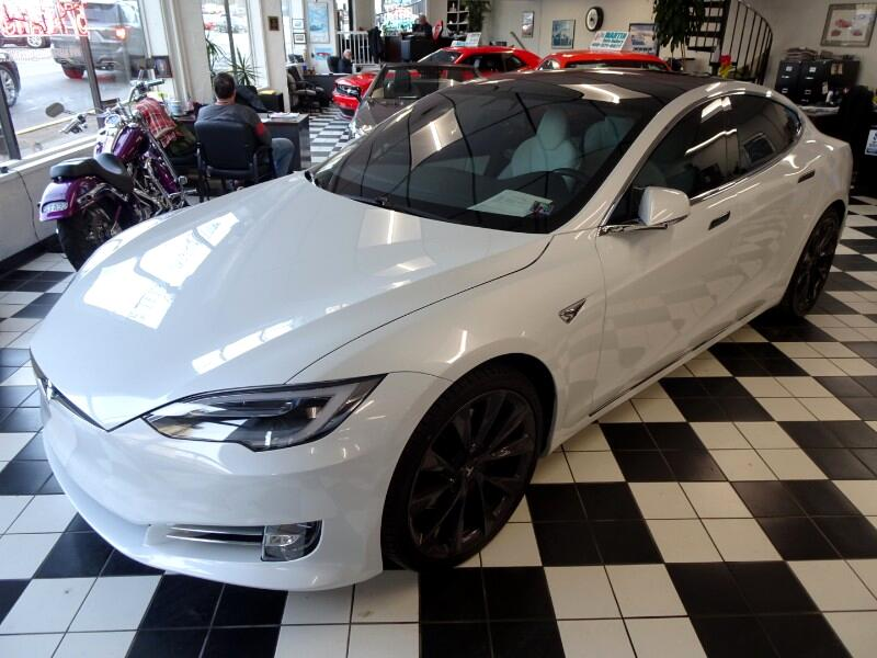 Tesla Model S 75D AWD 2019