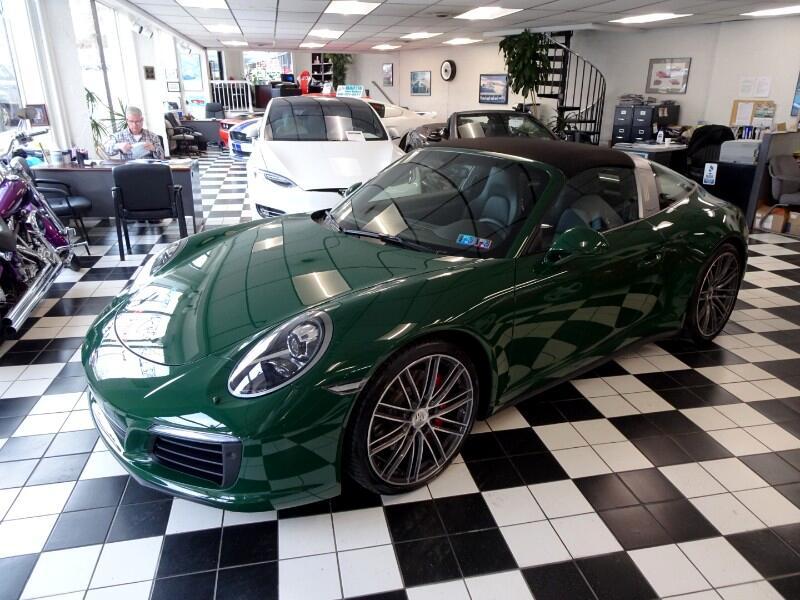 Porsche 911 Targa 4S 2017