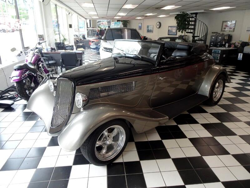 Ford Cabriolet  1934