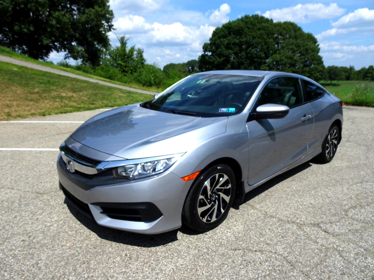 Honda Civic LX-P Coupe CVT 2017