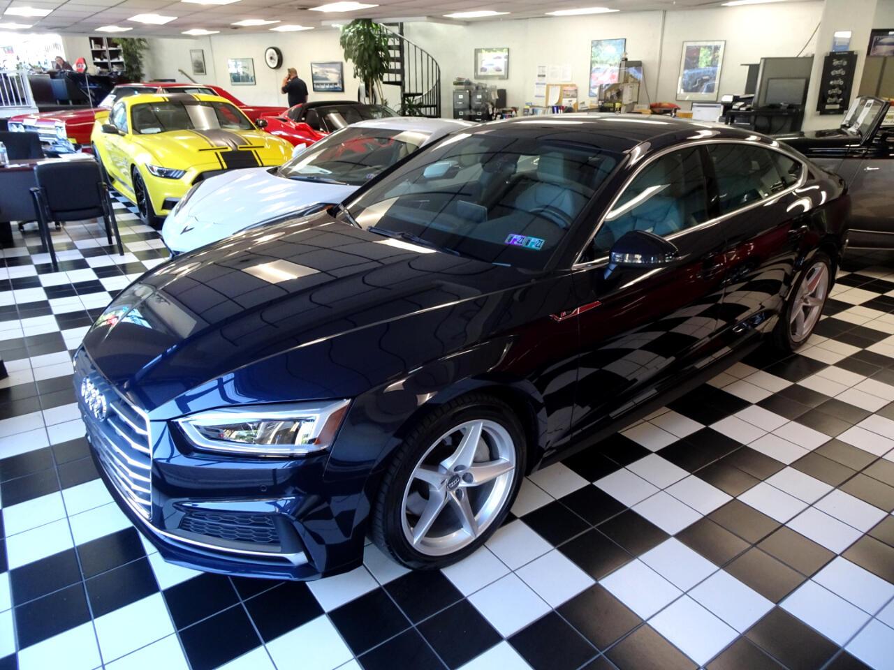 Audi A5 Premium Plus S-Line Sportback quattro 2018