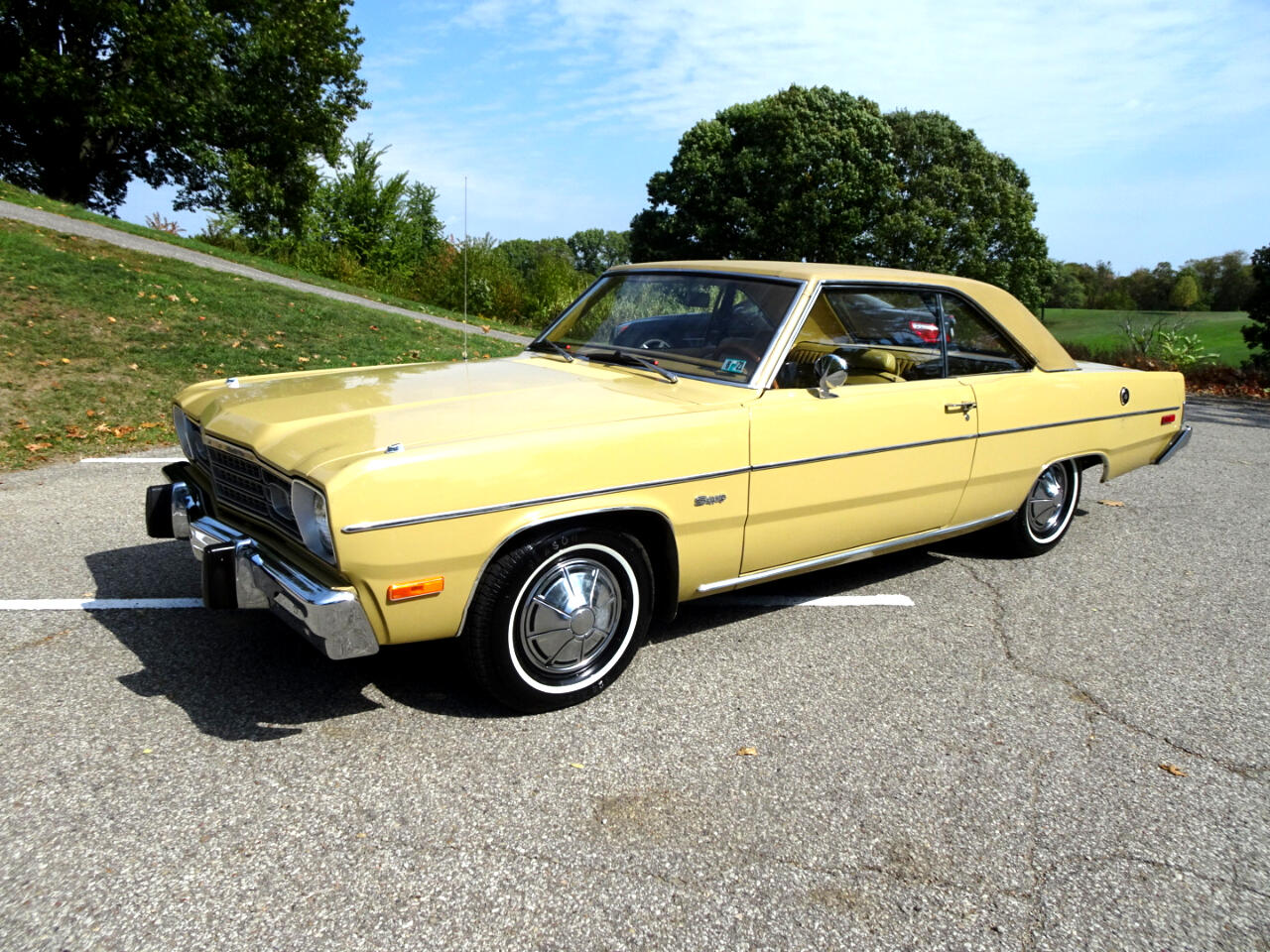 Plymouth Scamp  1974