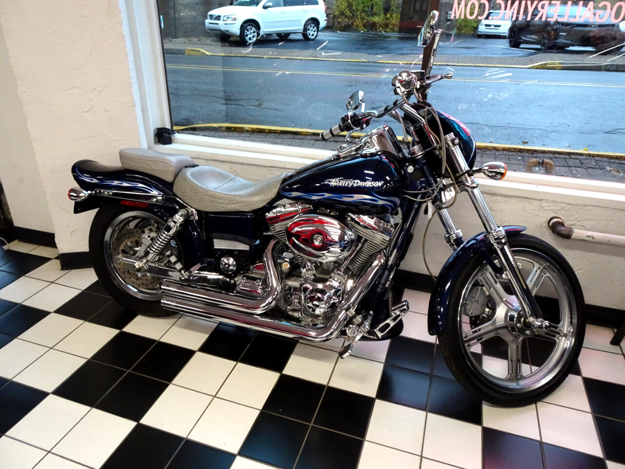 Harley-Davidson Dyna Wide Glide  2002