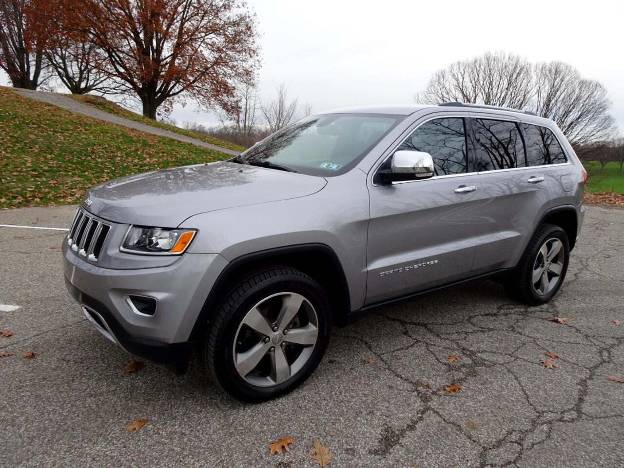 Jeep Grand Cherokee Limited 4WD 2015