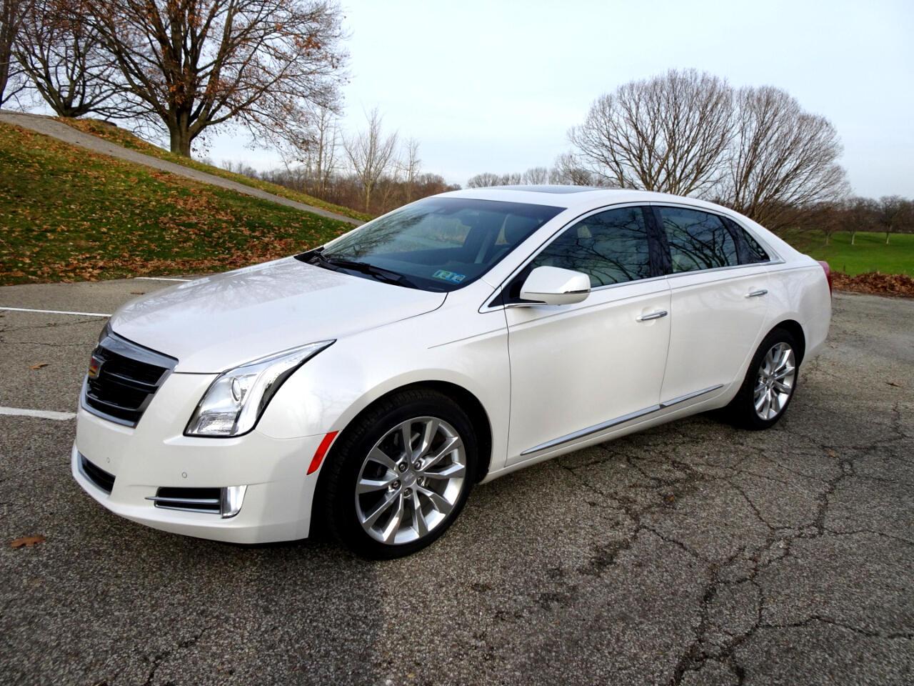 Cadillac XTS Luxury AWD 2017