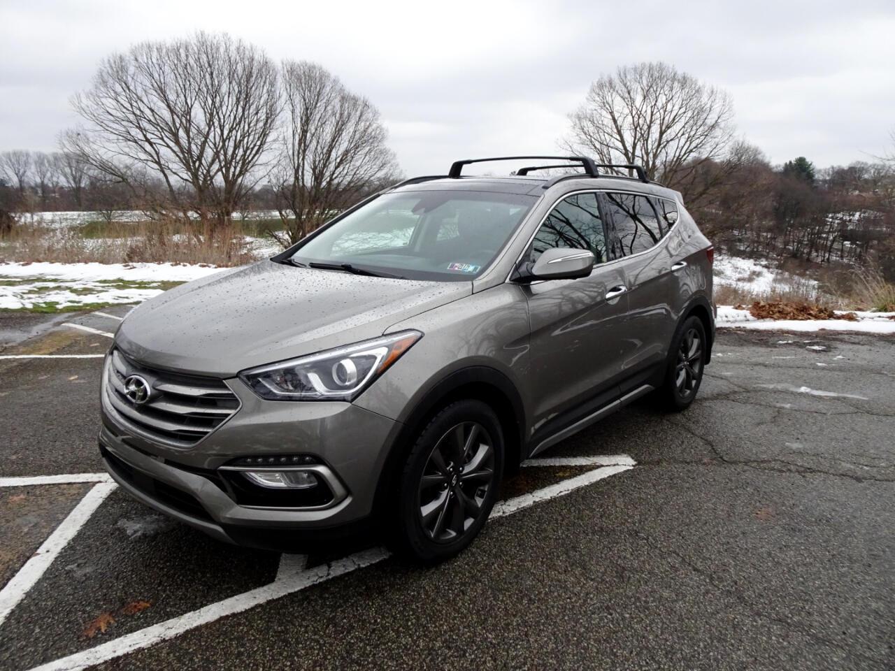 Hyundai Santa Fe Sport 2.0T AWD 2018
