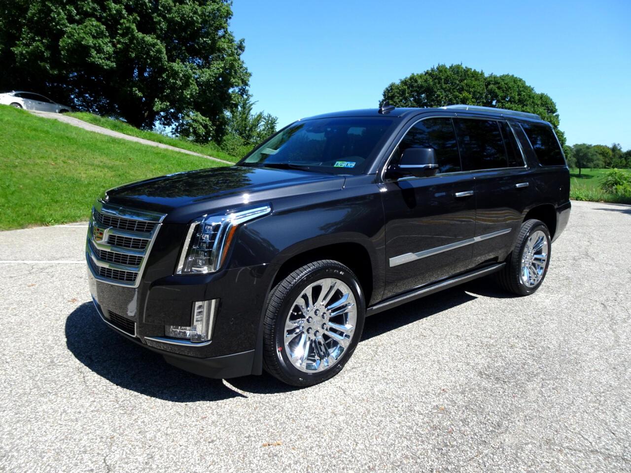 Cadillac Escalade 4WD 4dr Premium Luxury 2019