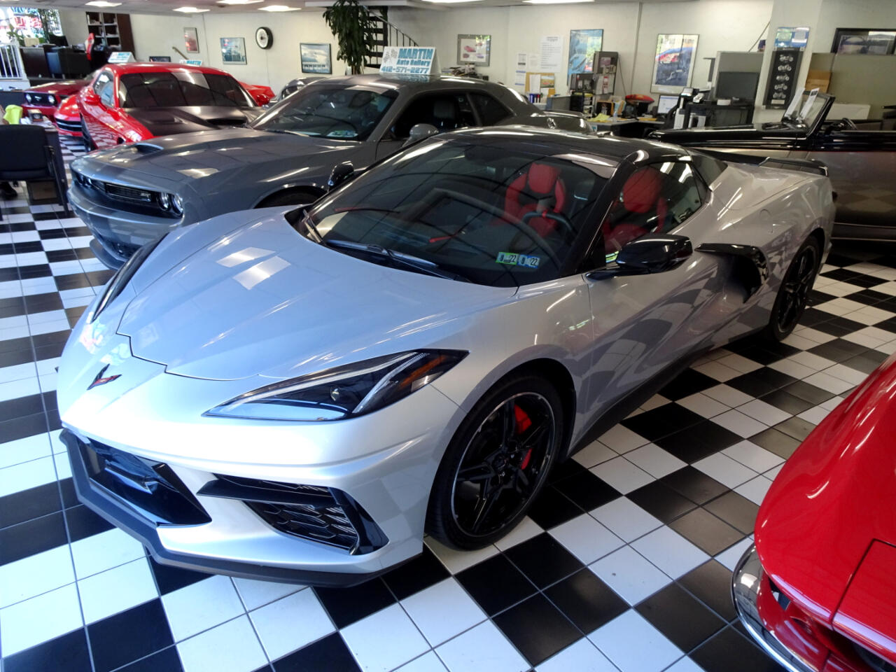 Chevrolet Corvette 2LT Convertible 2021