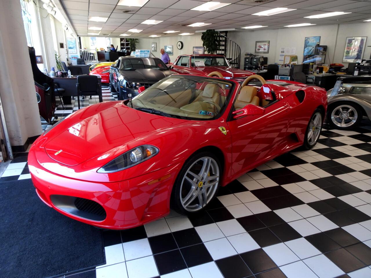 Ferrari F430 Spider 2007