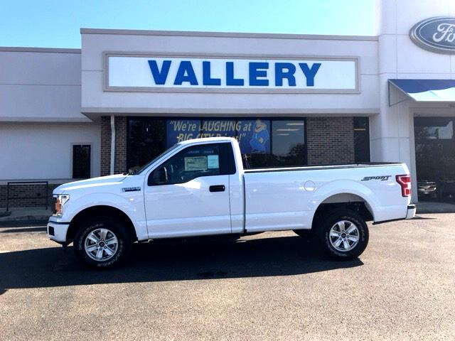 2018 Ford F-150 XL 8-ft. Bed 4WD