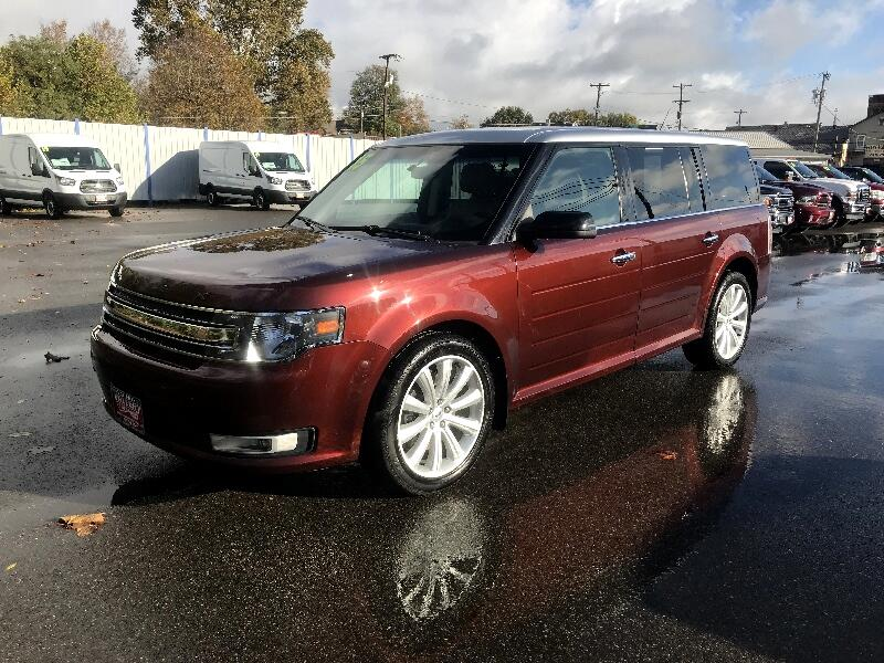 Ford Flex SEL AWD 2015
