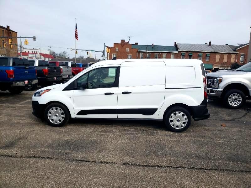 Ford Transit Connect Cargo Van XL LWB w/Rear 180 Degree Door 2020