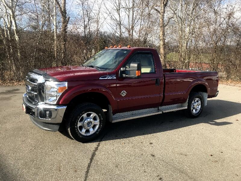 Ford F-250 SD XLT 4WD 2013