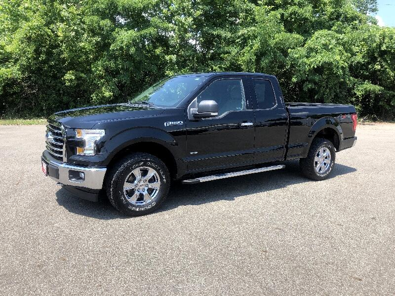 Ford F-150 XLT SuperCab 6.5-ft. Bed 4WD 2017