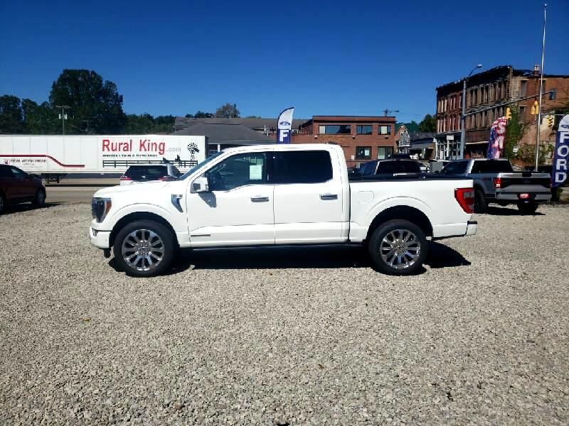 Ford F-150 Limited SuperCrew 4WD 2021