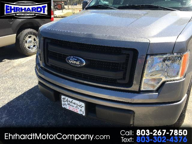 2013 Ford F-150 STX SuperCab 6.5-ft. Bed 2WD