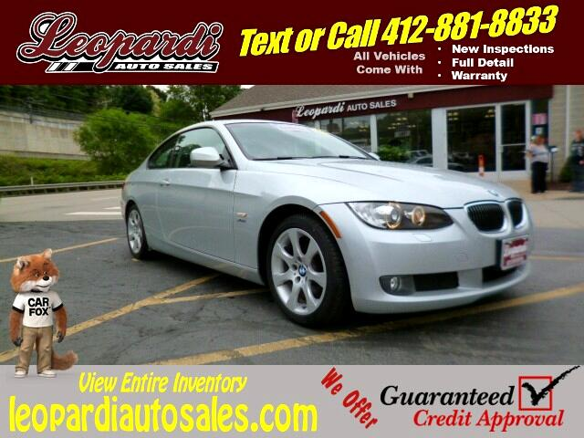 2010 BMW 3-Series 328i xDrive Coupe - SULEV