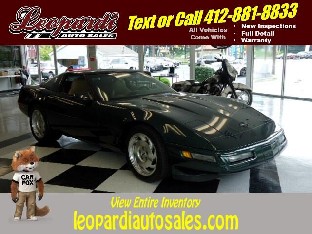 1996 Chevrolet Corvette Coupe