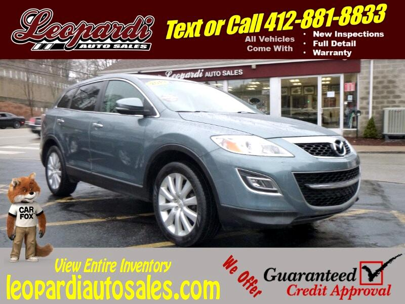 2010 Mazda CX-9 AWD 4dr Grand Touring