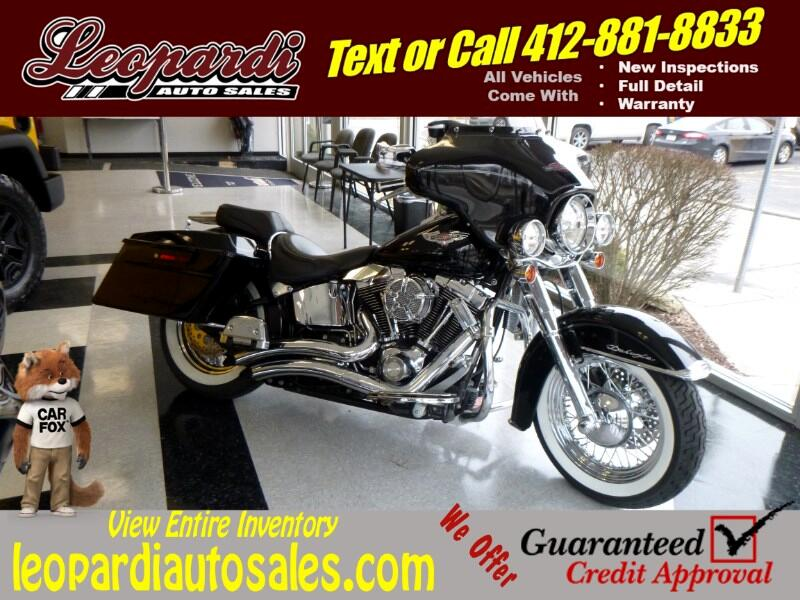 2007 Harley-Davidson CVO Softail Deluxe