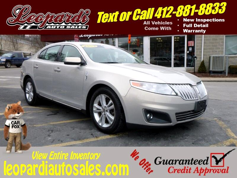 2009 Lincoln MKS 4dr Sdn AWD