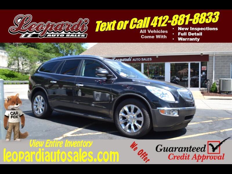 2011 Buick Enclave AWD 4dr CXL-2