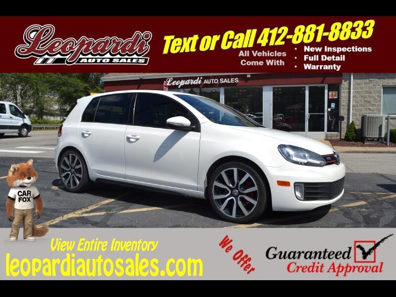 2013 Volkswagen GTI 4dr HB DSG Autobahn PZEV *Ltd Avail*