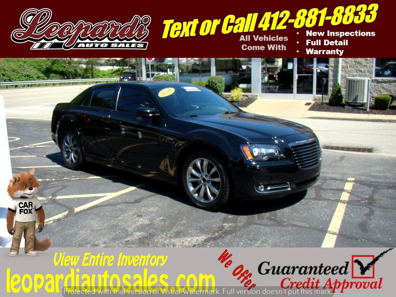 Chrysler 300 4dr Sdn 300S AWD 2014