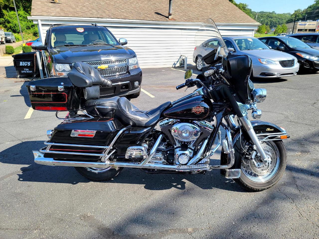 Harley-Davidson Electra Glide Classic  2002