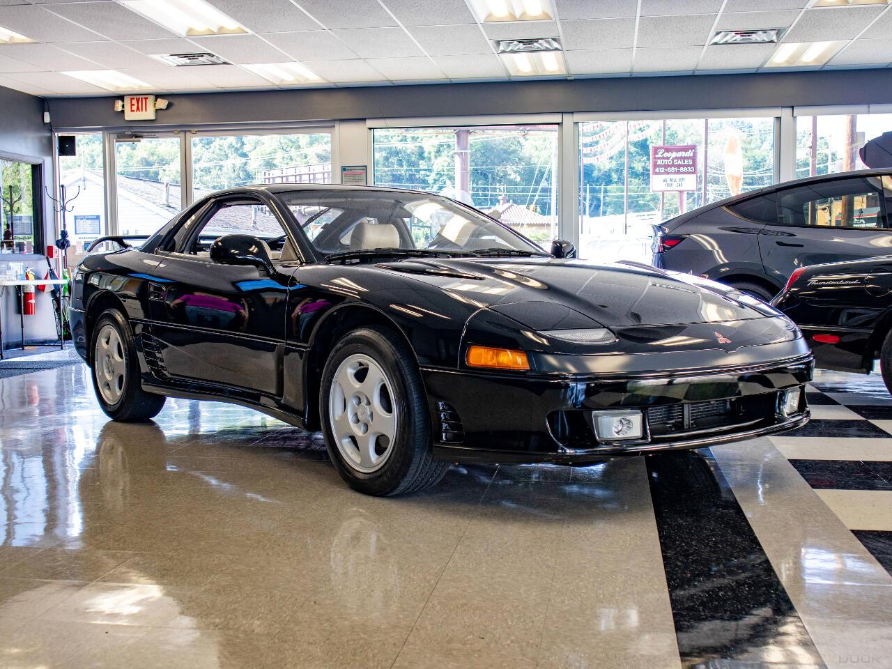 Mitsubishi 3000GT 2dr Coupe SL Auto 1991