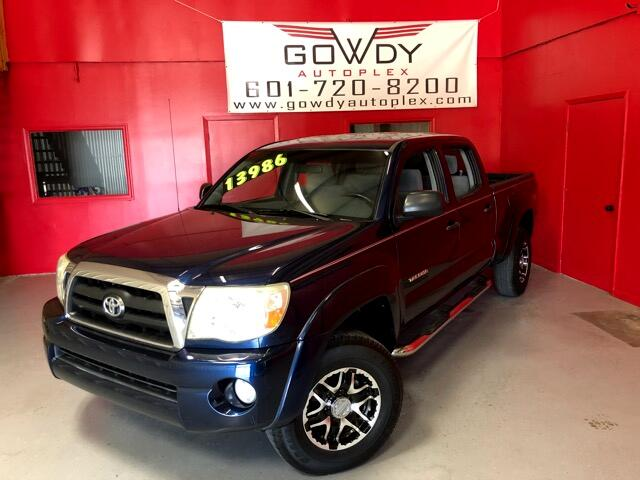 2006 Toyota Tacoma PRERUNNER DOUBLE CAB V6 2WD