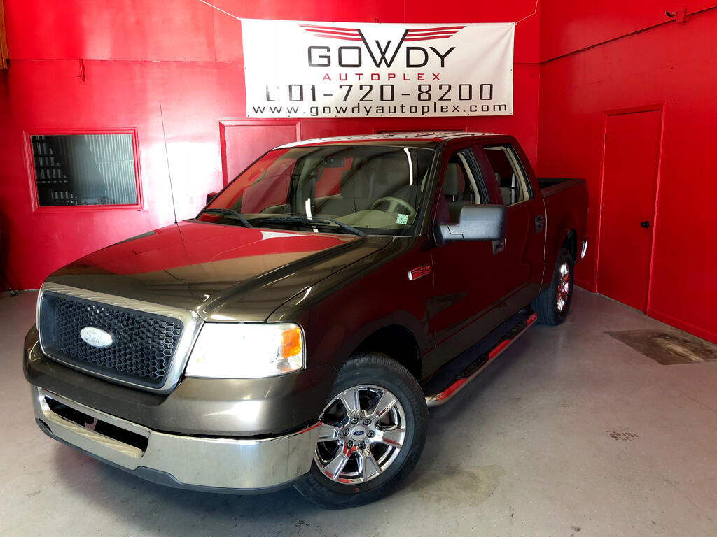 2008 Ford F-150 2WD SUPERCREW XLT