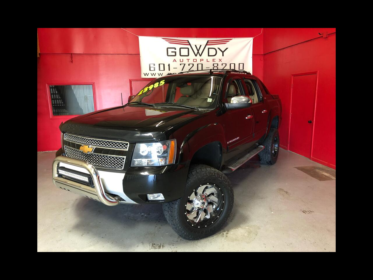 2012 Chevrolet Avalanche 1500 CREW CAB Z71 PACKAGE