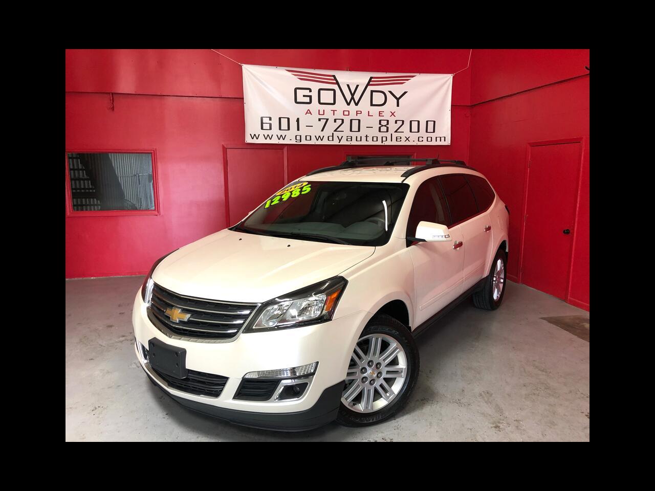 2014 Chevrolet Traverse FWD 4DR LT