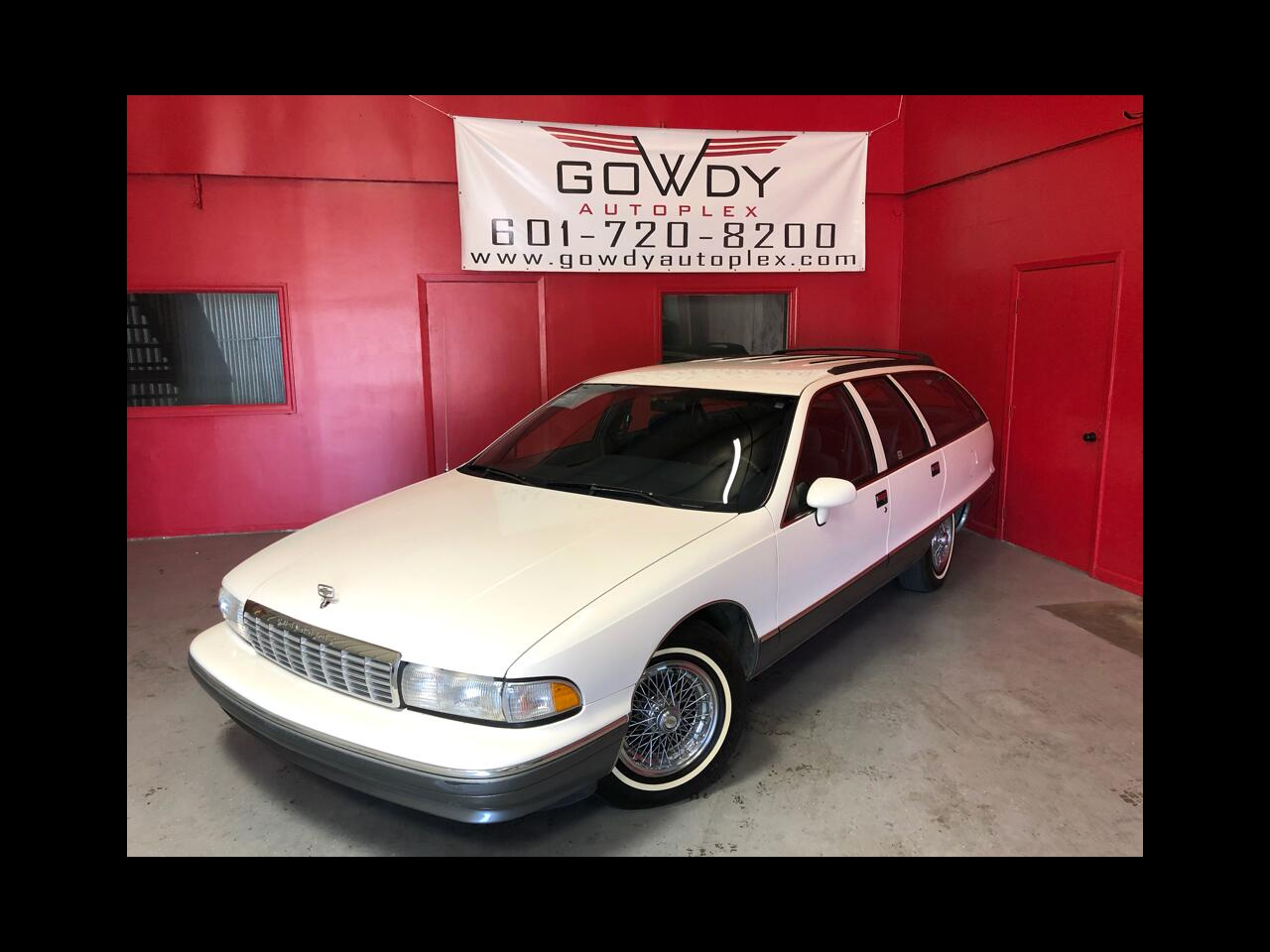 1993 Chevrolet Caprice 4dr Wagon Classic