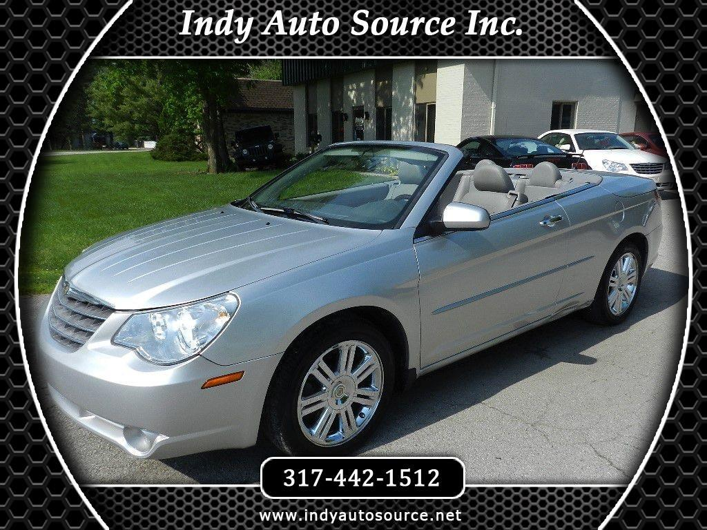2008 Chrysler Sebring Convertible Limited