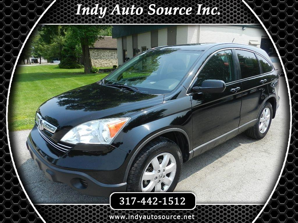 2009 Honda CR-V EX-L 2WD 5-Speed AT