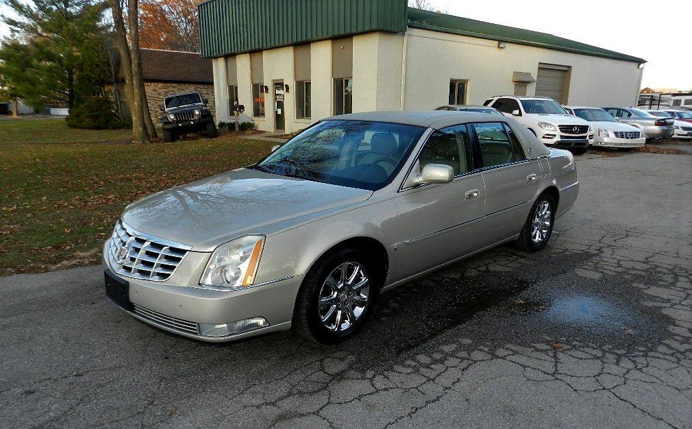 Cadillac DTS Luxury II 2008